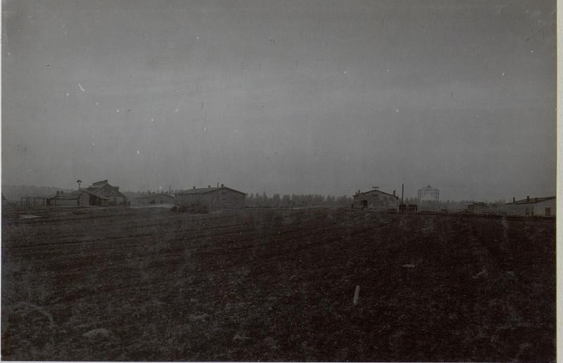 A.A.Gr.Komdo. Cholm.Lager in Stankov gegen Norden.
