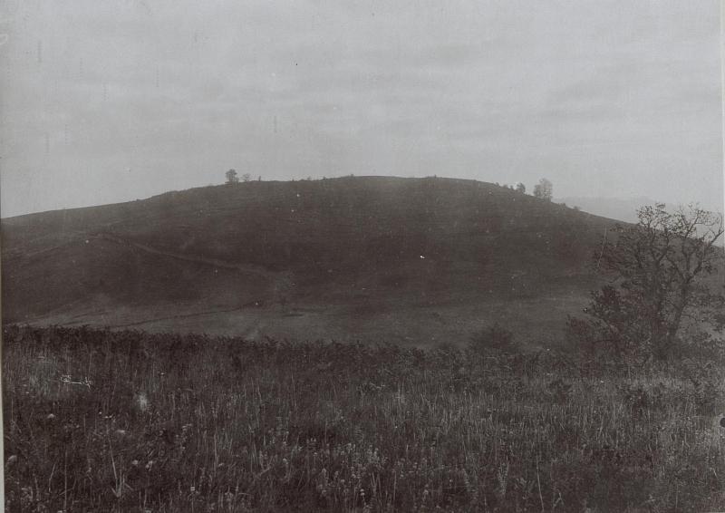 , Die Namerlose Kuppe 1000 Schritte nordöstlich 743 und Cavcici