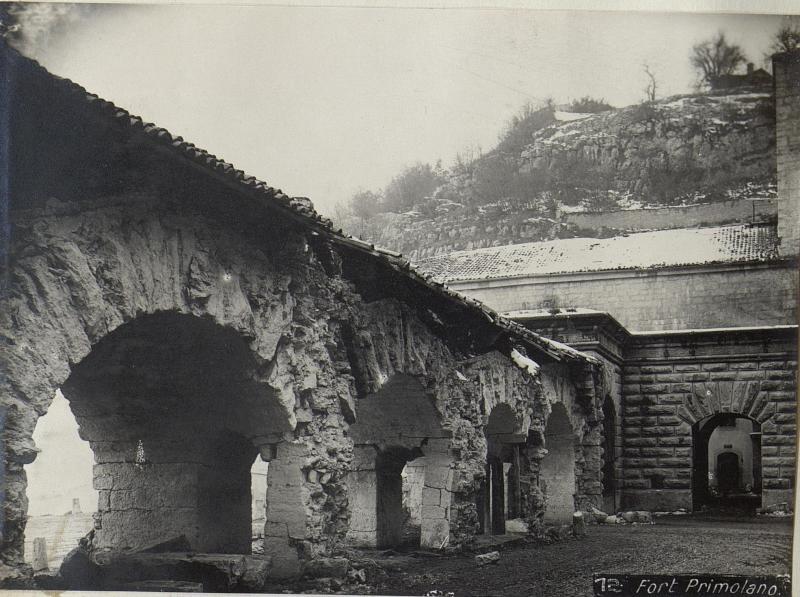 Fort Primolano.