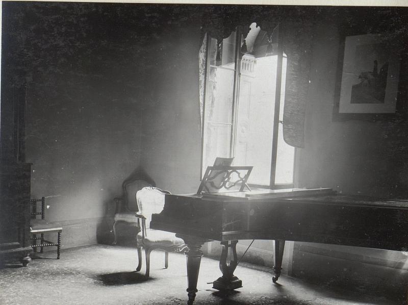 Musiksaal für weibl. Hilfskräfte, Vittorio.