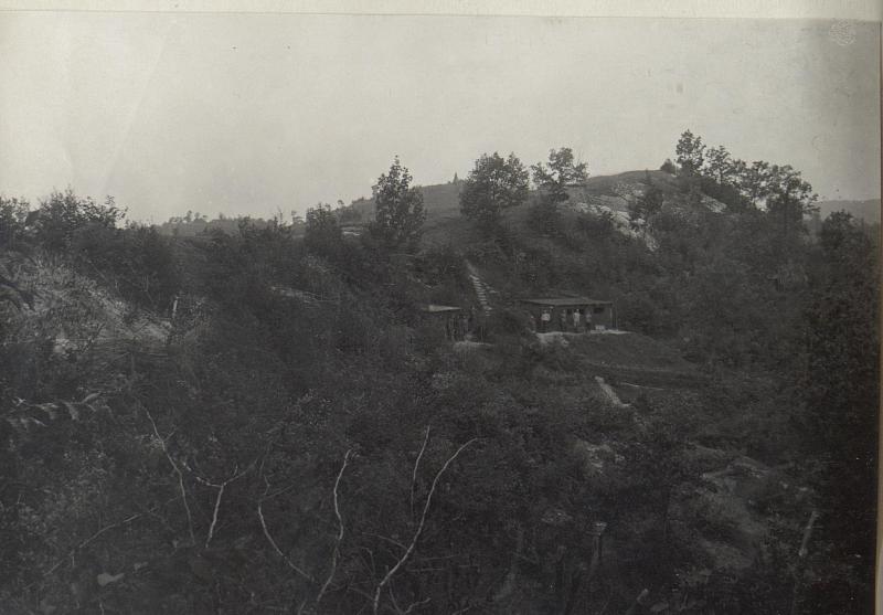 Belvedere, Standort d. 2. Sch.Art.Kmdo.