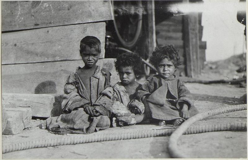 Bekleme: Zigeunerkinder.