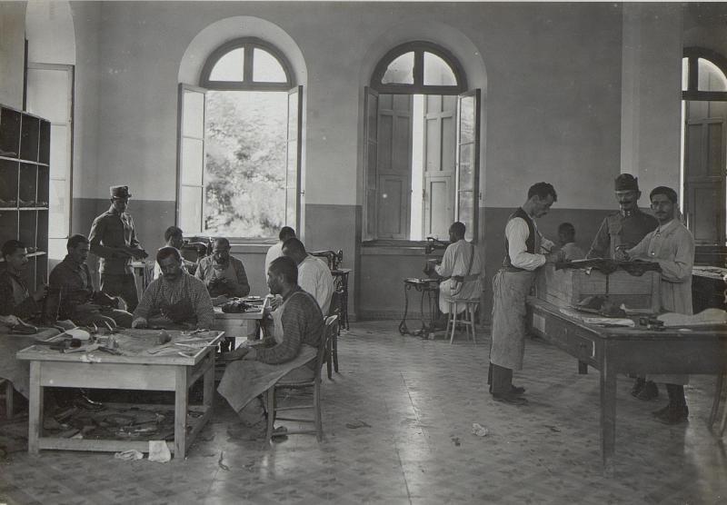 Orthopädisches Spital in Sisli