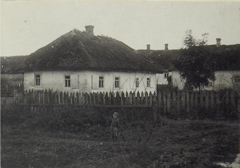 Bauernhäuser in Rylovicza