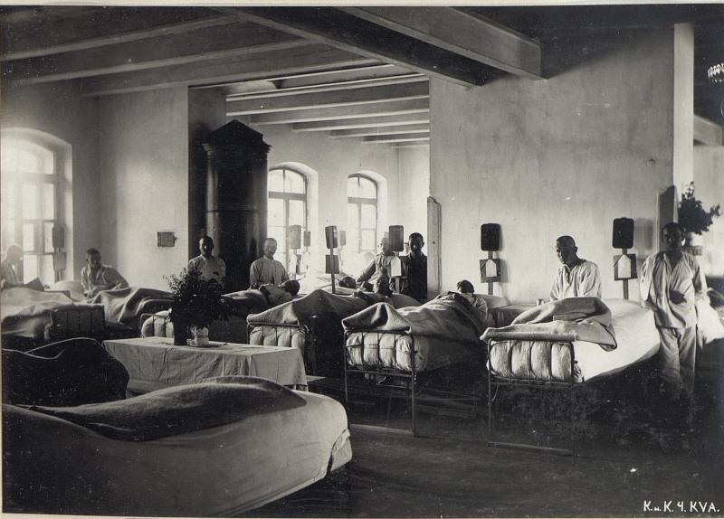 Chirurgische Abteilung, Objekt 18