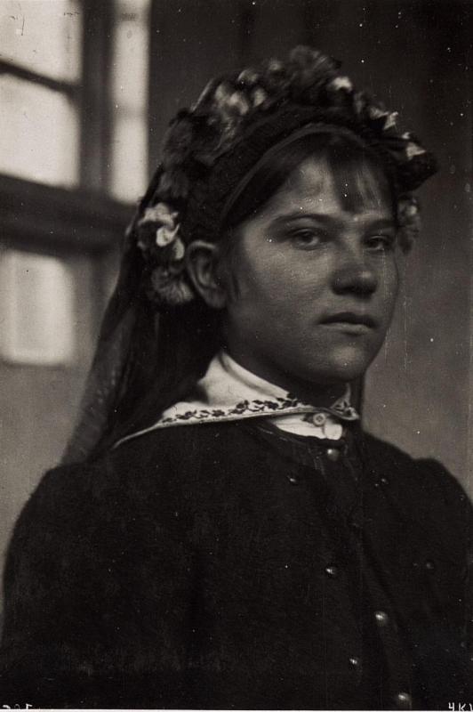 Wolhynische Braut in Wladmir Wolinsky