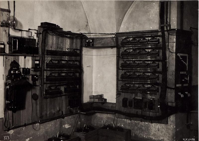 Telefonanlage in Wladmir Wolinsky