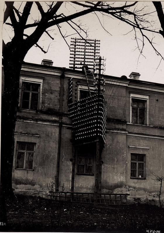 Dreigestänge Telefonanlage in Wladmir Wolinsky