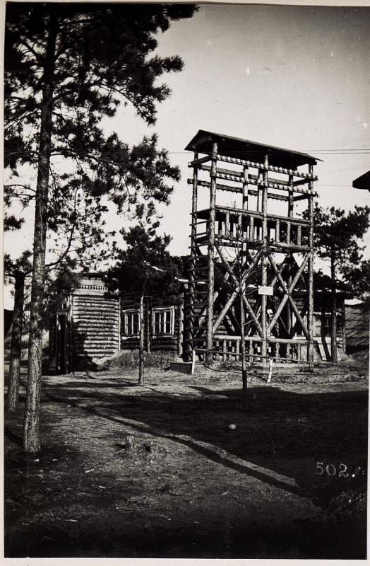 Telefonabteilung bei der 45. Schützendivision