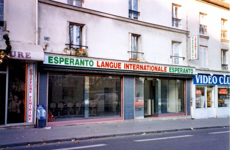 Sitz von SAT-Amikaro, Paris 2001