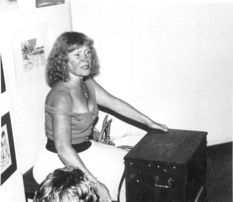 Nikolin', um 1990