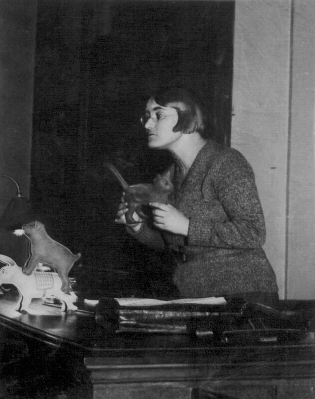 Lidia Zamenhof, St.-Etienne 1933