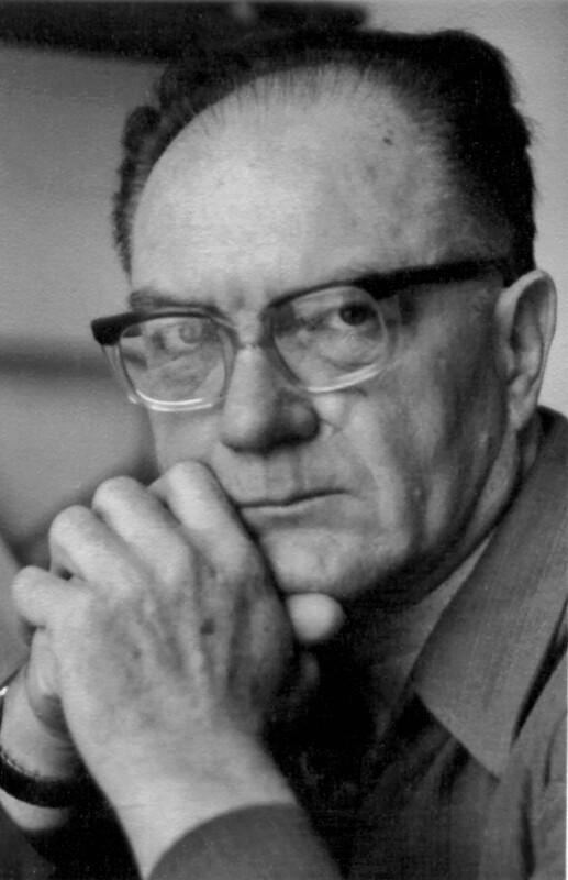 Eduard V. Tvarozek, um 1975
