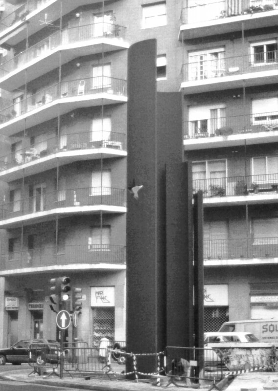 Zamenhof-Denkmal, Sabadell 1989