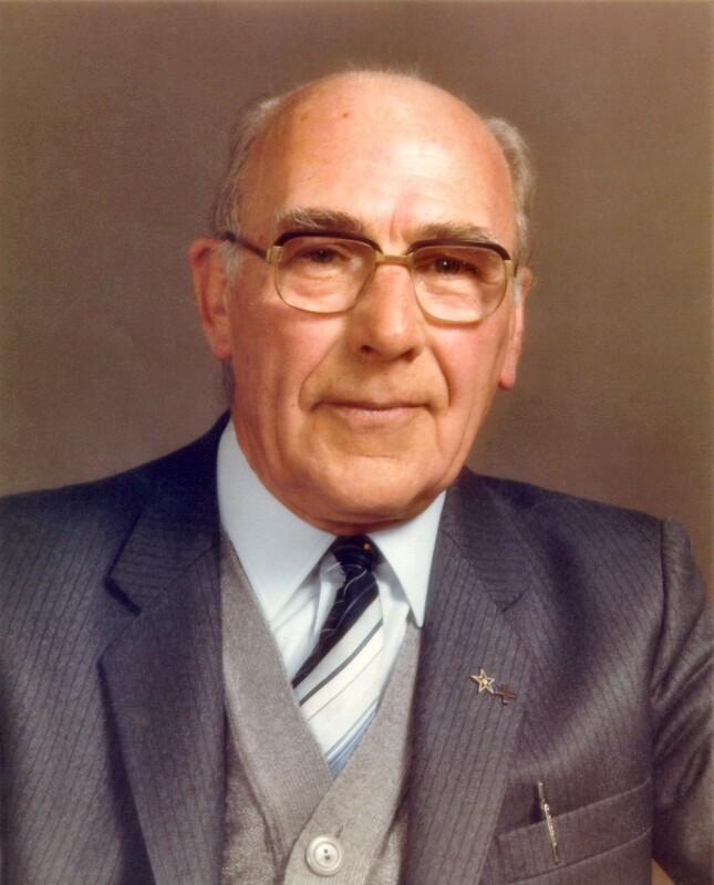 Alfons J. Beckers, Beringen 1985