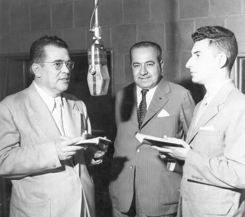 Radio-Esperantokurs, Rio de Janeiro 1956