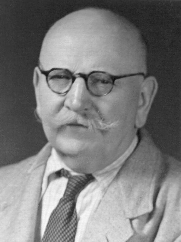 Fritz Maywald, um 1960