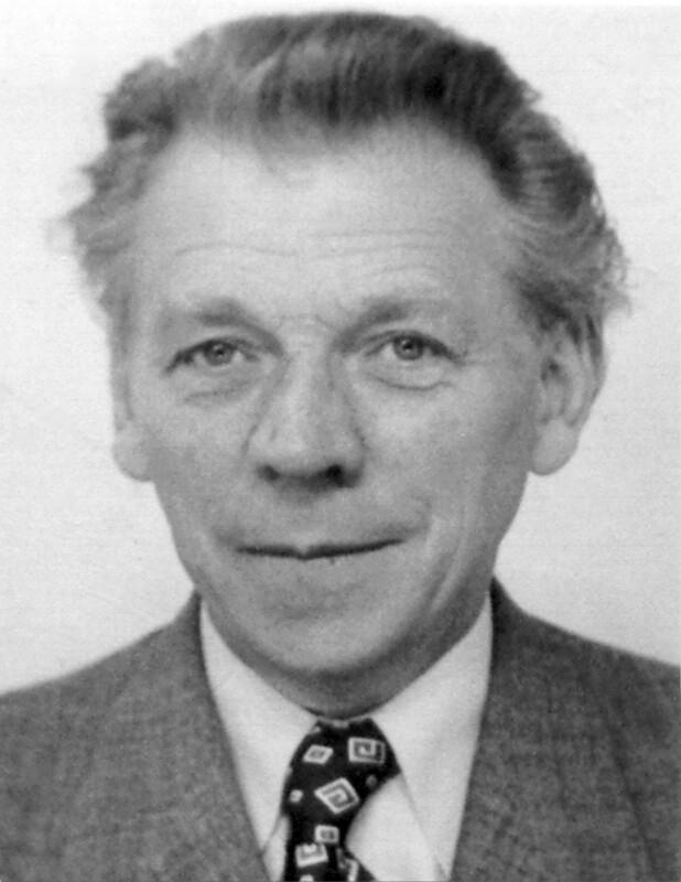 Einar Adamson, Göteborg um 1965