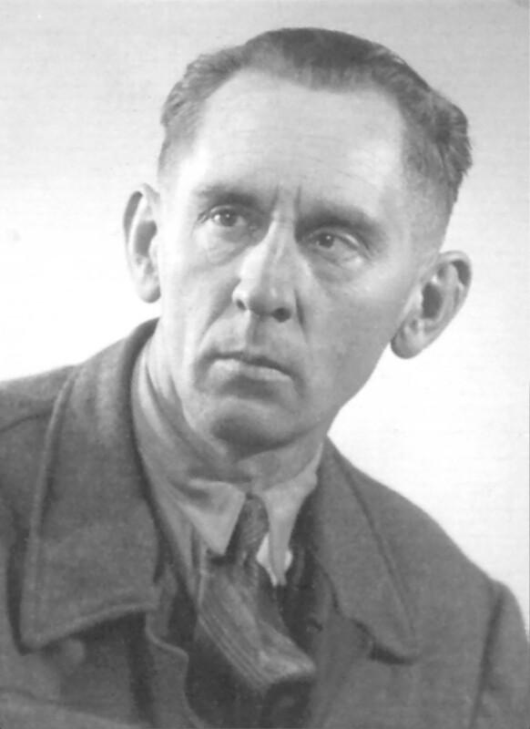 Bruno Gahler, Hamburg um 1945