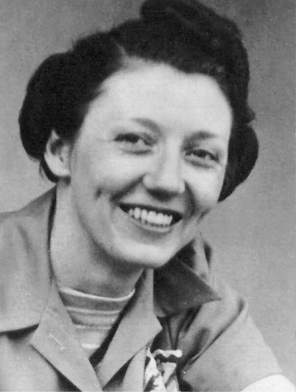 Helen Scherer, 1945