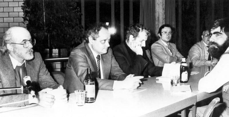 Französisch-Deutsches Esperanto-Treffen, Rastatt 1985