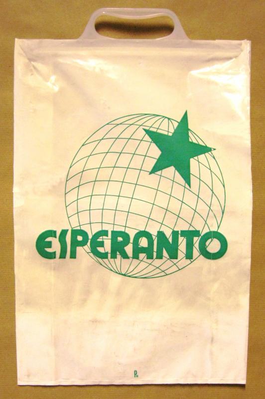Beutel: Esperanto Europa Kongreso, Wien 1965