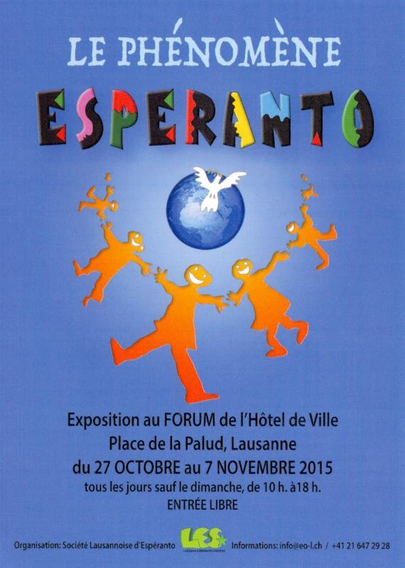 Ansichtskarte: Le phénomène Esperanto