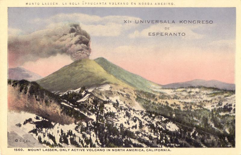 Ansichtskarte: XIa Universala Kongreso de Esperanto