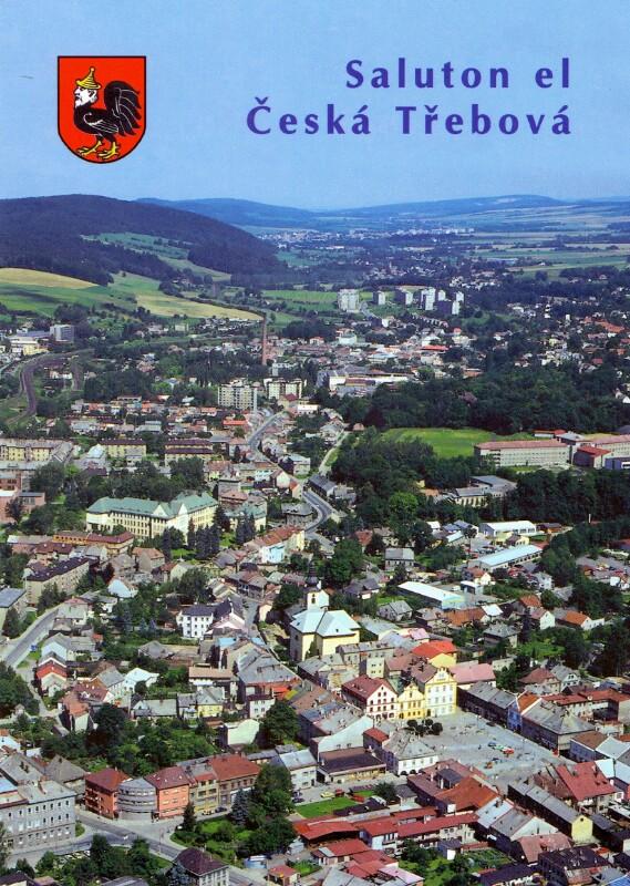 Ansichtskarte: Česká Třebová - aviada rigardo