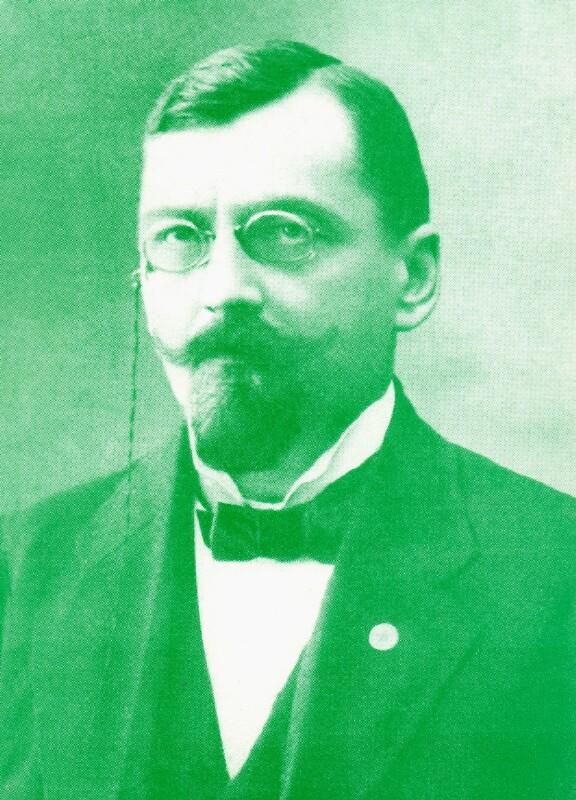 Ansichtskarte: Antoni Grabowski (1857 - 1921)