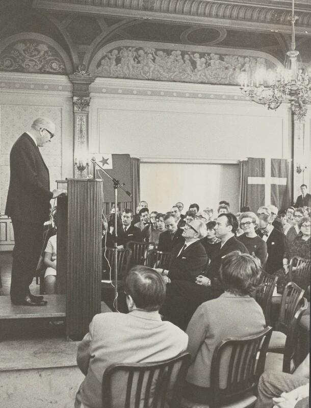 Dänischer Esperanto-Kongress, Roskilde 1970