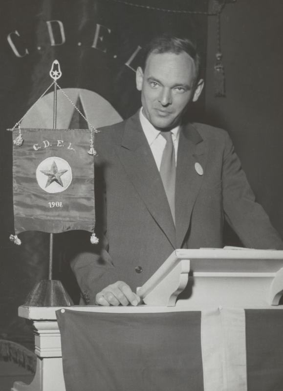 Dänischer Esperanto-Kongress, Århus 1957