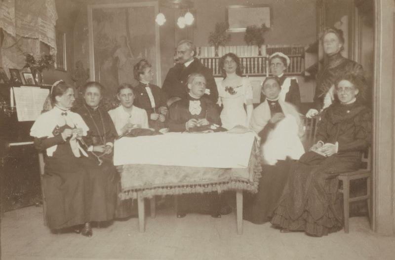 Konversacia Esperantista Klubo, Kopenhagen 1910