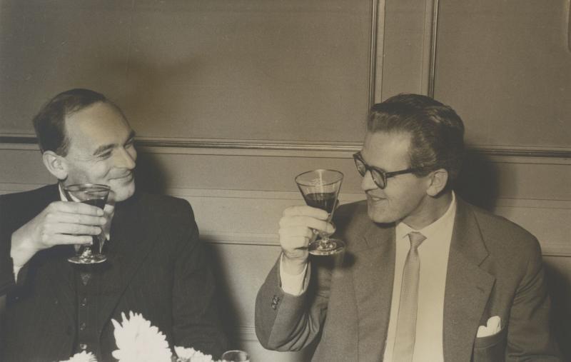Zamenhof-Feier, Kopenhagen 1959
