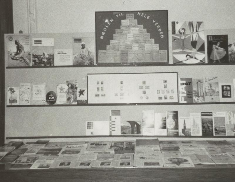 Esperanto-Ausstellung, Kopenhagen 1966