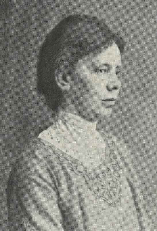 Agnes Melchior, Kopenhagen 1910