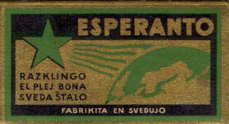 Rasierklingen: Esperanto