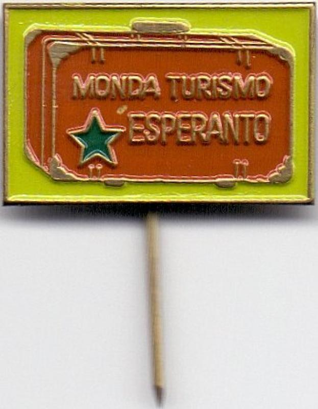 Abzeichen: Monda Turismo Esperanto, Bydgoszcz