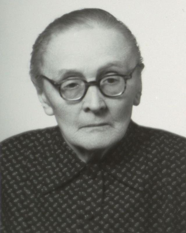 Julie Šupichová, Prag um 1960
