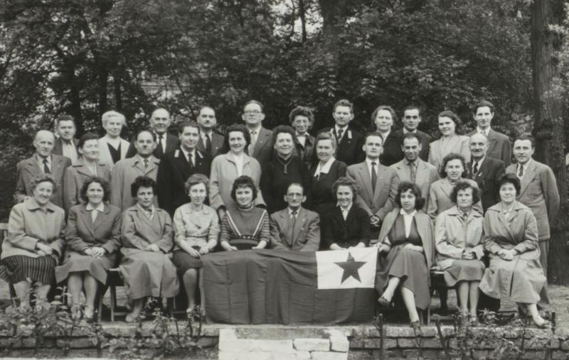 Esperanto-Kurs, Budapest 1959