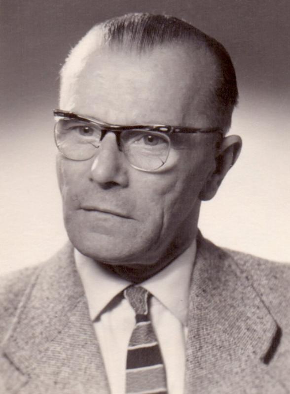 Hermann Wotschke, um 1960