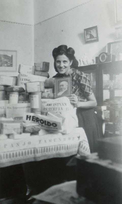 Yolanda de Araújo Costa, Rio de Janeiro 1949