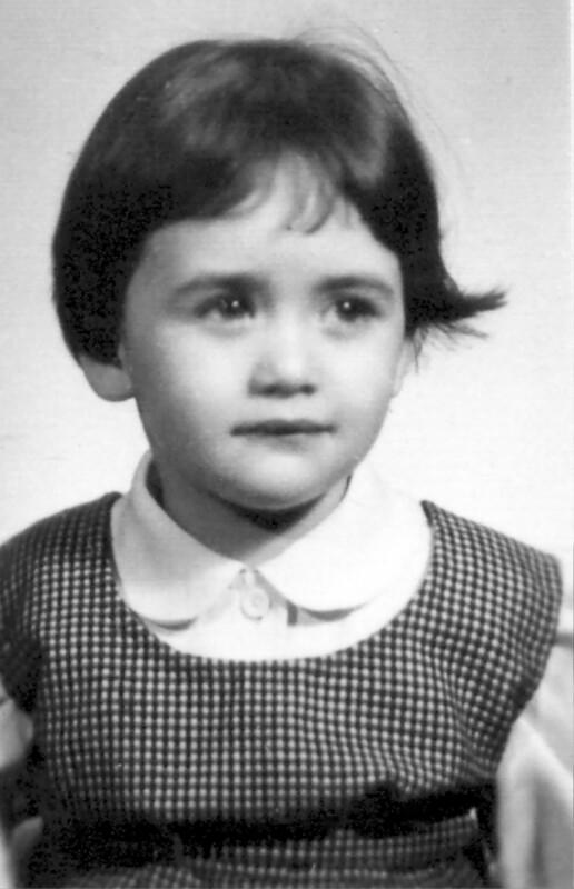 Halina Zamenhof, um 1960