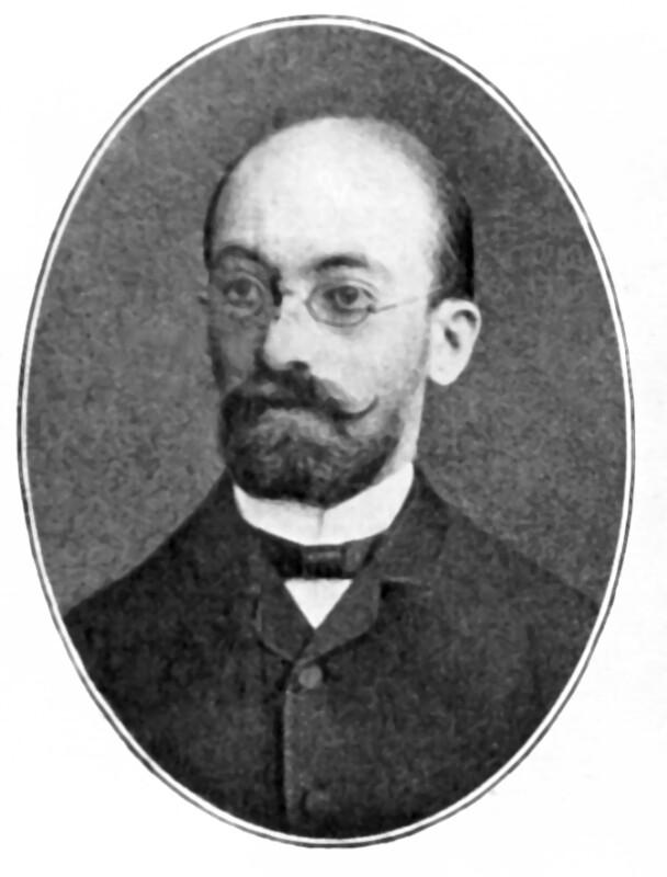 Ludwik Lazar Zamenhof, 1887