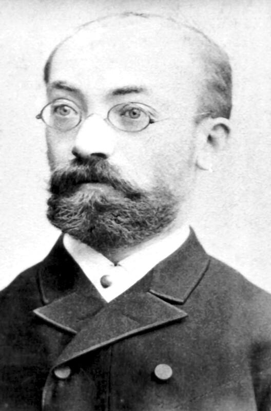 Ludwik Lazar Zamenhof, 1891
