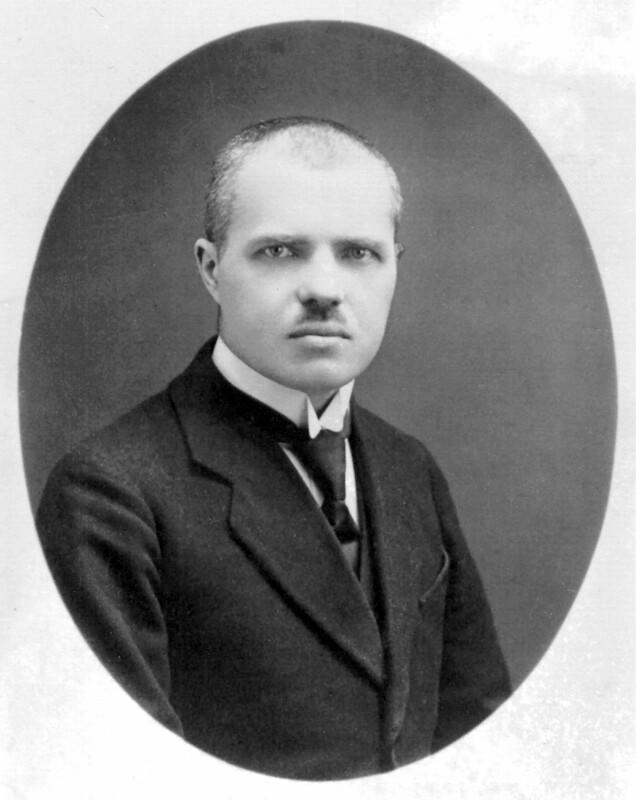 Gustav Schattat, Köngisberg um 1890