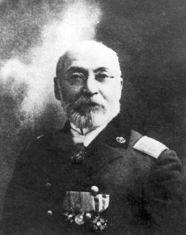 Marko Zamenhof, um 1898