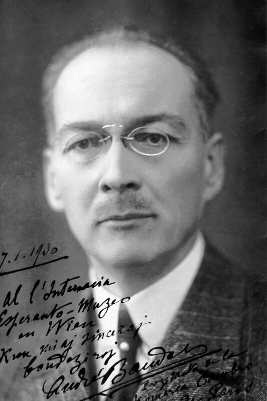 André Baudet, Paris 1930