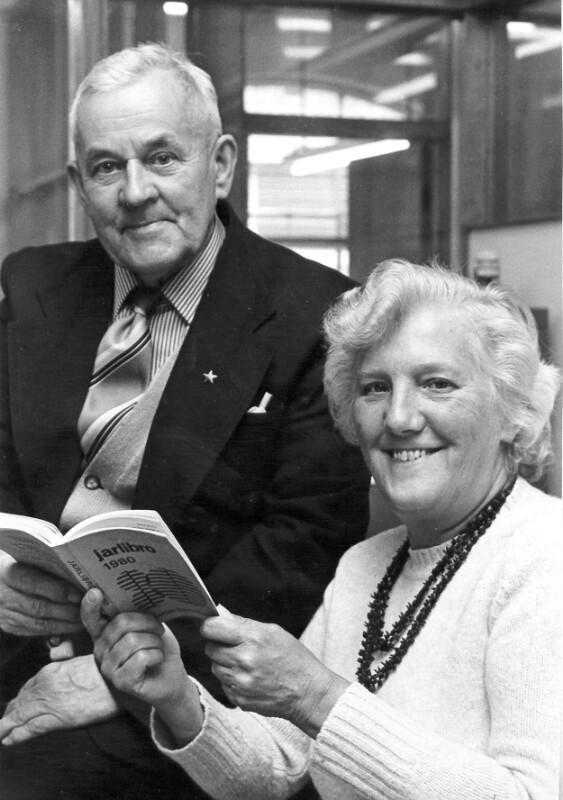 Eino Loorits und Sija van Wijngaarden, Australien 1980