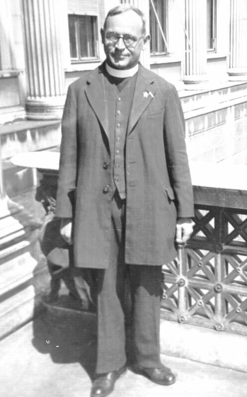 Franz Christanell, Salzburg um 1930